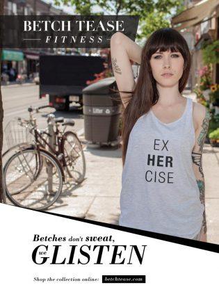 Betch Tease Fitness by Tessa Renee