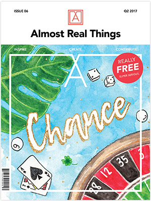 Almost Real Things Issue 06 Cover