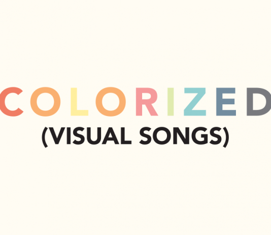Colorized Visual Songs by Zachary Zulch