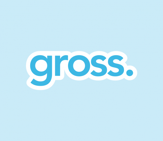 Express Your Opinion: gross. - Almost Real Things