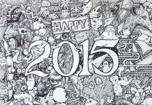 Happy 2015 by Paul Washington