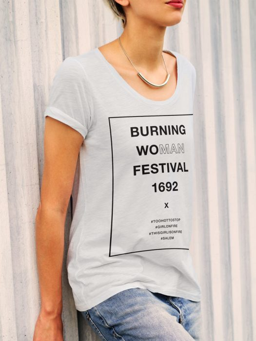 Burning Woman Festival - Betch Tease