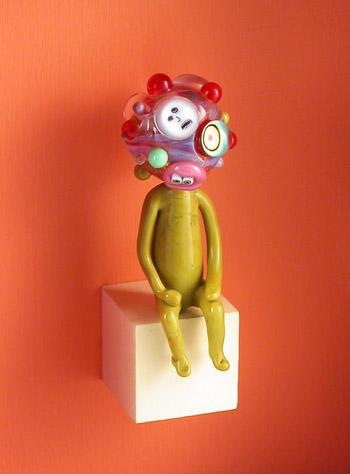 Sculptures by Karen Woodward