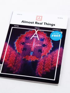 Almost Real Things Issue 02 Cover