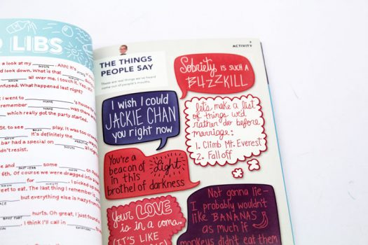 Almost Real Things Issue 02 Things People Say