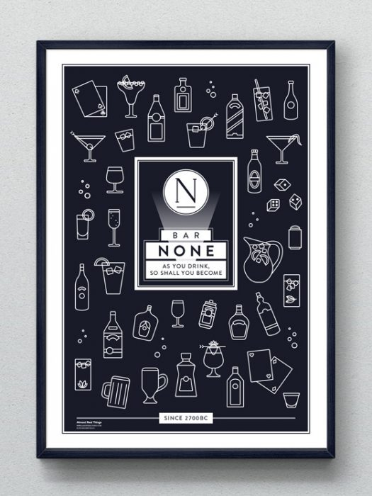 Bar None Poster