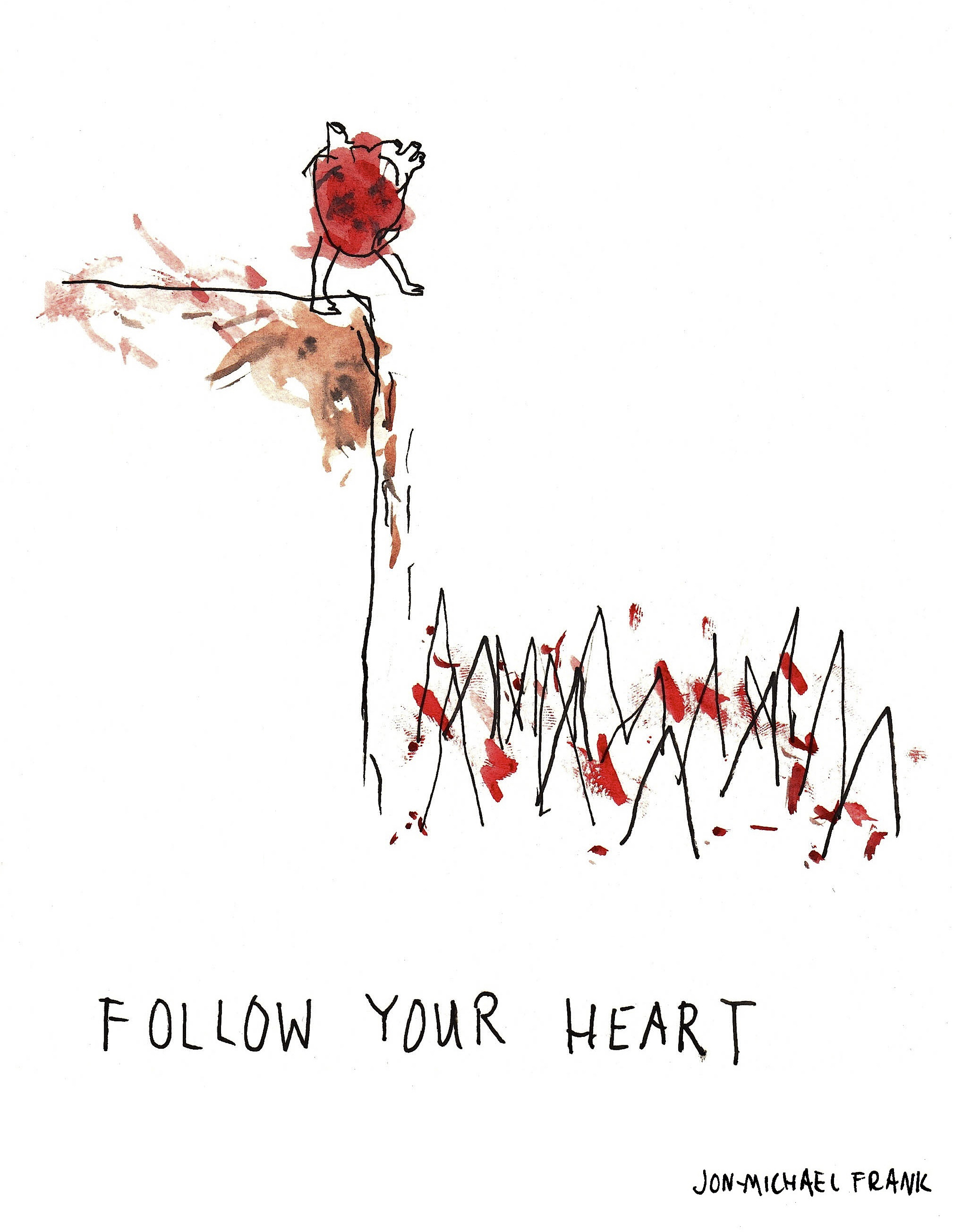 Jon-Michael Frank - Follow Your Heart