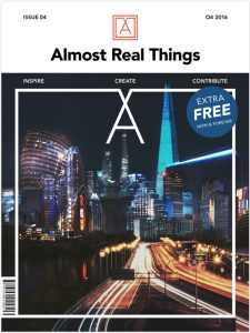 Almost Real Things Issue 04 Cover