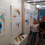 "Sarah Frankie Linder: ""On the Bright Side"" at Modern Rocks Gallery Austin"