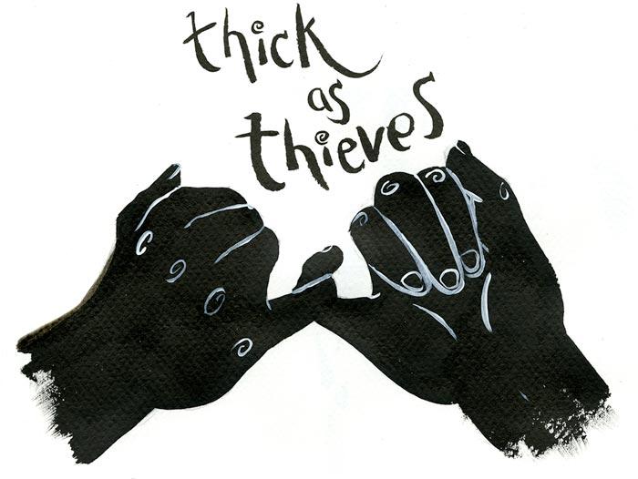 Alex Doty - Thieves