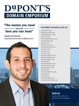 DuPont's Domain Emporium