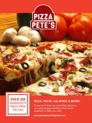 Pizza Pete's Pizza