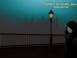 Tipsy in Chelsea Cover