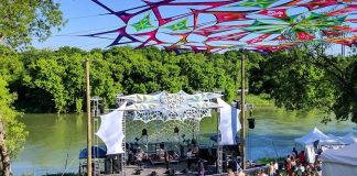 Euphoria Festival 2017 - The Dragonfly Stage