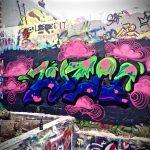 Zuzu Perkal - Painter & Street Artist
