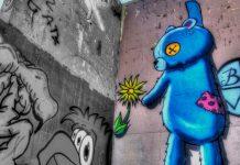 BLVD, Street Artist, Painter, and Muralist