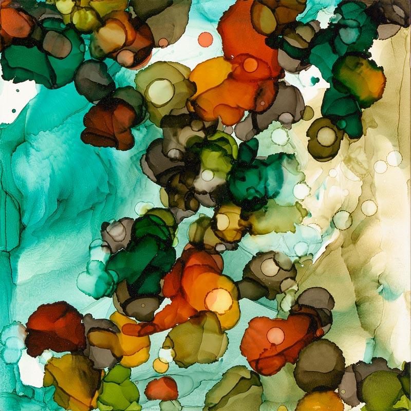 Pathways by Julie Peleaz, Fine Artist