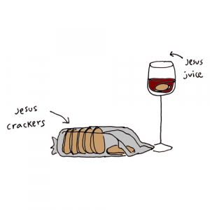 Drinks by Genre: Blood of Christ (Christian Rock Music Drink)