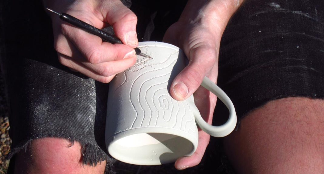 A Means Without an End with Chris Long: Ceramicist and Drummer for the Austin, Texas Band Hikes