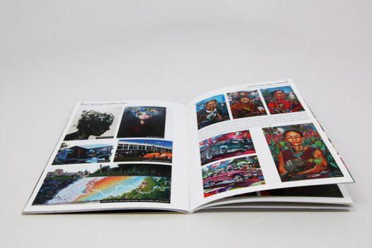 Almost Real Things Issue 07 Spotlight: Eugene Stetz & J Muzacz