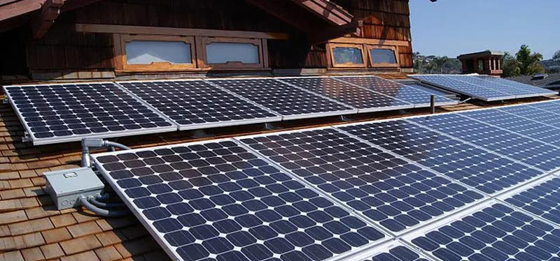 Fresh Energy Solar: Austin Texas Hillcountry - Photovoltaic PV Systems - Home Installation View