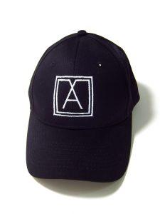 Almost Real Things ART Club Hat in Black