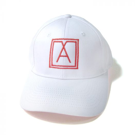 Almost Real Things ART Club Hat in White