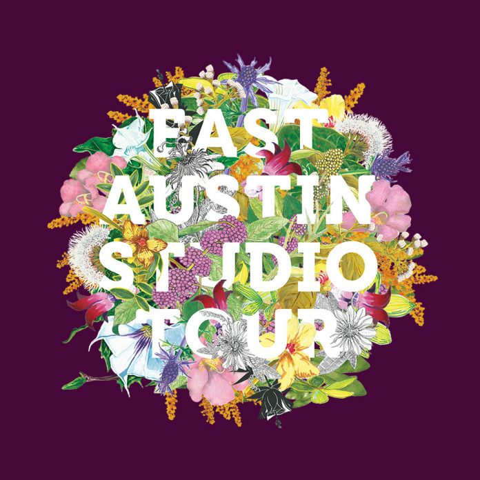 EAST: East Austin Studio Tours 2017 presented by Big Medium