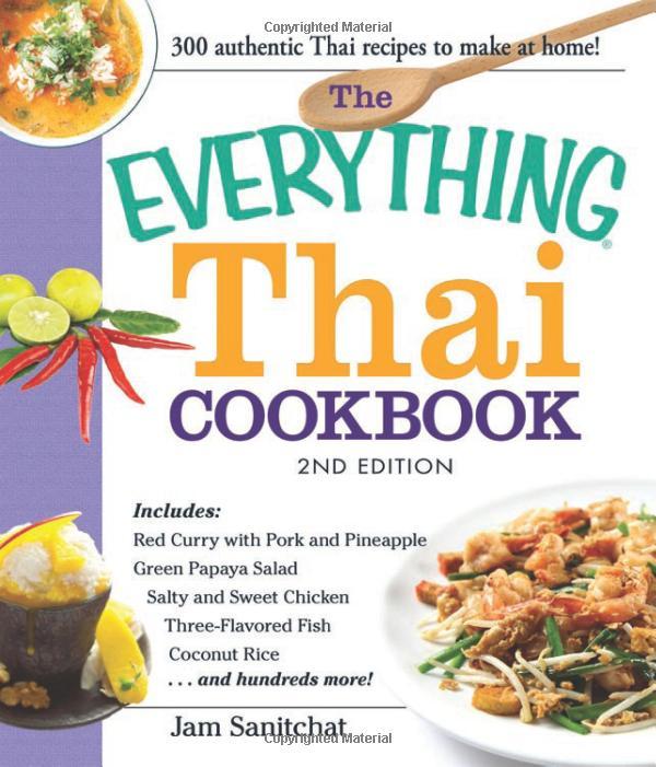Thai Fresh - Everything Thai Cookbook