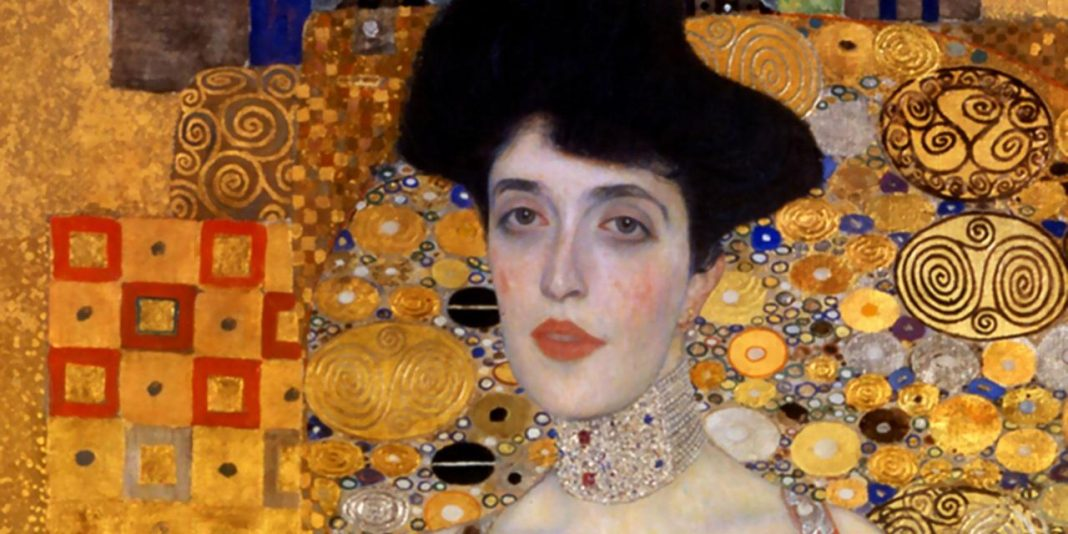 Gustav Klimt Portrait of Adele Block Bauer I