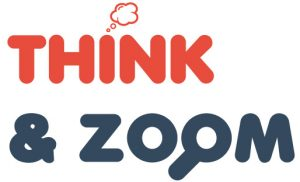 think and zoom logo
