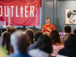 Outlier Podcast Festival: Galvanize, Austin, TX on May 18 and 19, 2019