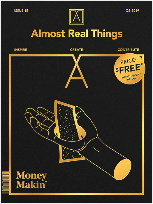 Almost Real Things Issue 15