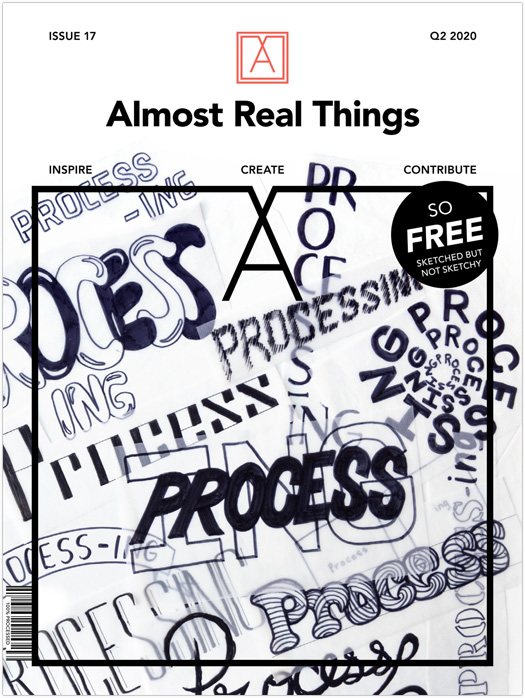 Almost Real Things Issue 17