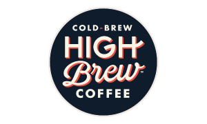 Almost Real Things Partner High Brew Coffee