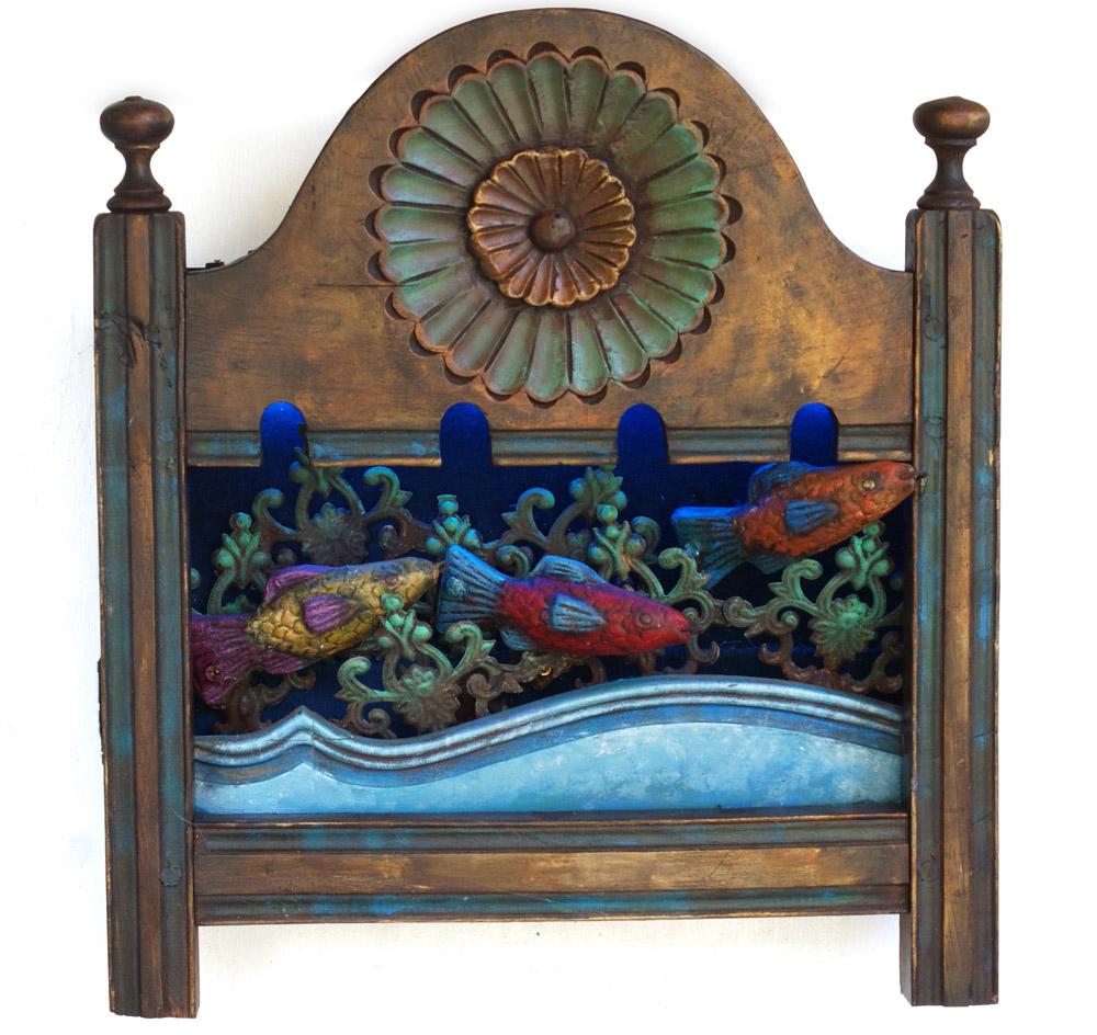 Scott Rolfe - Chairback Aquarium