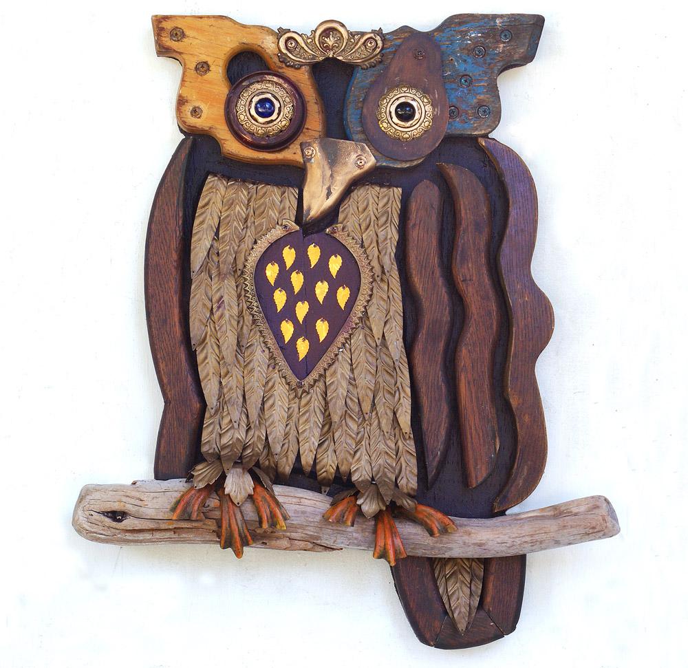 Scott Rolfe - Sawblade Owl