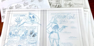 Death is a Mean Girl (Process) - Monica Gallagher